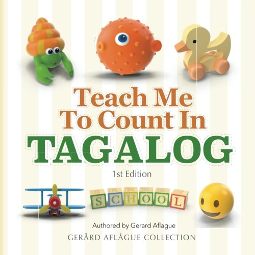 Teach Me to Count in Tagalog