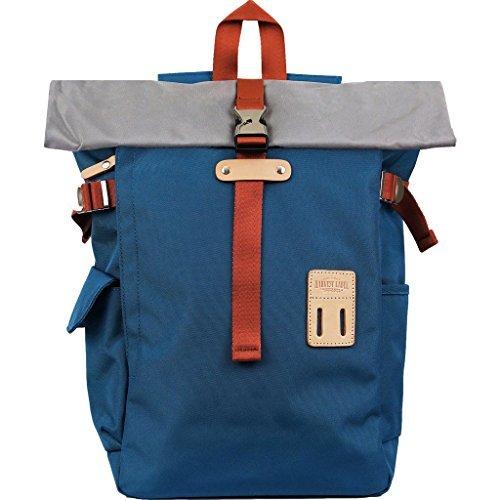 Harvest Label Rolltop Backpack 2.0 - Arctic Blue