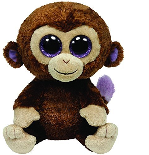 Ty Boo Buddy Coconut Monkey by TY Medium