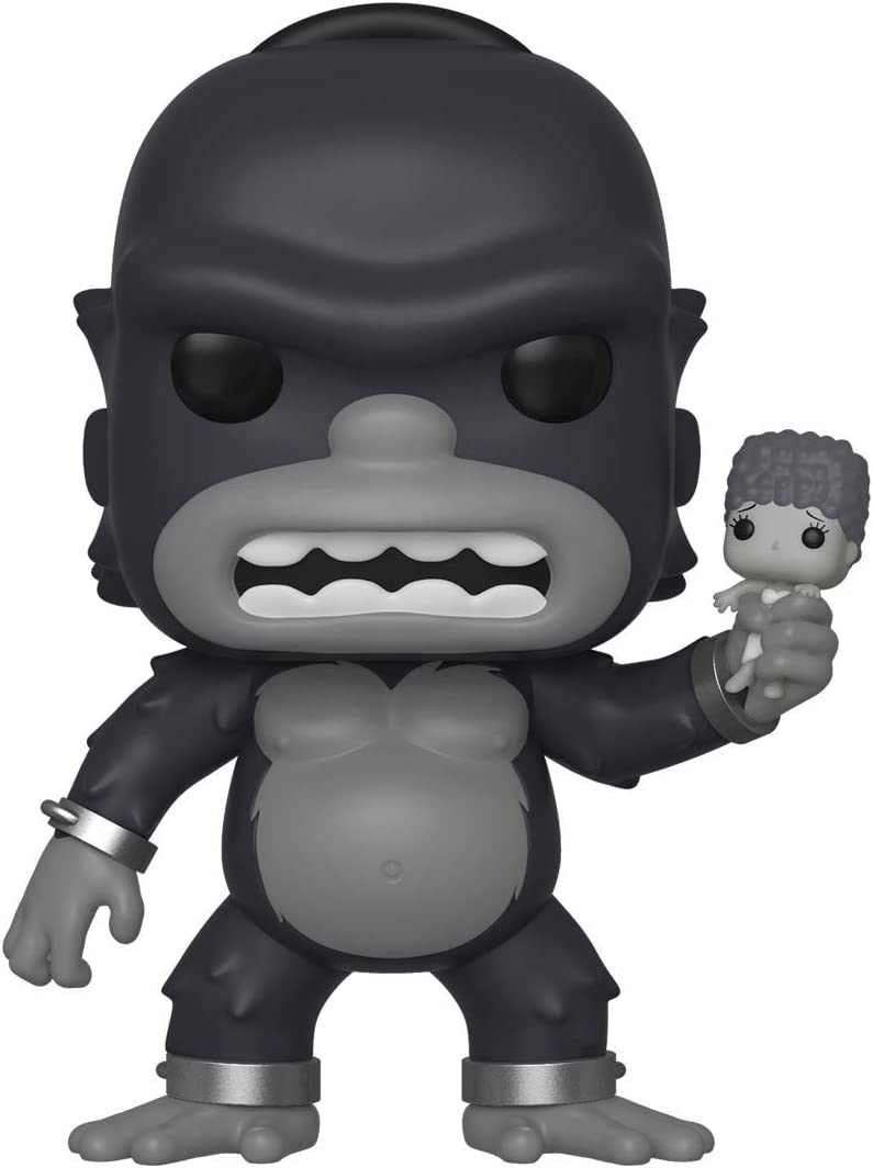 Pop! Figura De Vinil: Animation: Simpsons - Homer Kong: Amazon.es: Juguetes y juegos