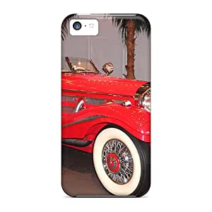 Fashionable Style Case Cover Skin For Iphone 5c- Spezial Roadster Mercedes Benz 1936 Type 500k