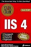 MCSE IIS 4 Exam Cram, Libby Chovanec, 1576106780