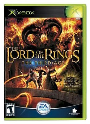Lord of the Rings The Third Age Xbox Game NEW [Xbox] [Xbox] (Lord Of The Rings The Third Age Xbox)