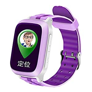 Amazon.com: Kids Watch,Hangang Kids Watch GPS GPS Tracker ...