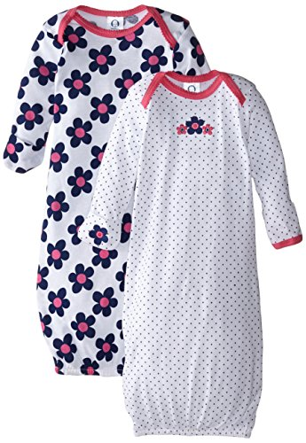 gerber-baby-girls-lap-shoulder-gown-flowers-0-6-months-pack-of-2