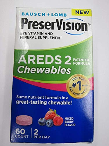 PreserVision AREDS Vitamin Chewables Tablets