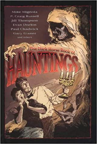 Book The Book of Hauntings