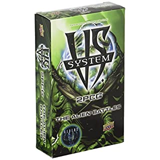 Upper Deck VS System 2PCG: Alien Battles