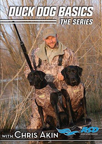 Avery Hunting Gear DVD-Duck Dog Basics Combo Pack