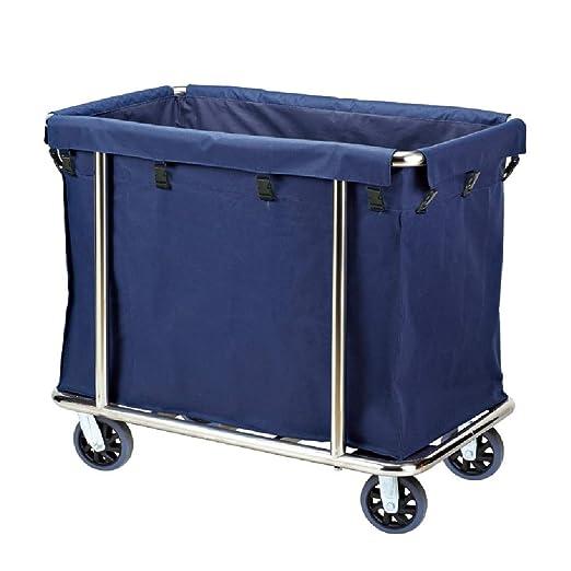 Carro de lavandería YXX Carro clasificador de Ropa de Acero ...