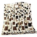 Colorful Summer Baby Air Conditioning Blanket Siesta Blanket Towel Coral Carpet