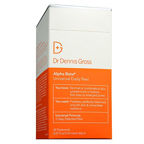 (Dr. Dennis Gross Skincare Alpha Beta Universal Daily Peel, 30 Packettes)