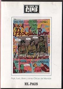 """Pepi, luci y bom y otras chicas del monton (DVD)(""""un pais de cine"""")"""