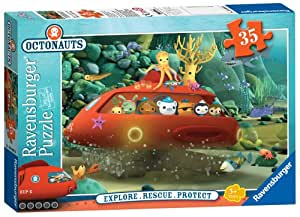 Octonauts - Underwater Adventure - 35 Piece Jigsaw Puzzle