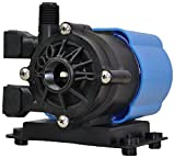 KoolAir Pumps PM500-115 Submersible 500 GPH Marine Air Conditioning Seawater Circulation Pump, 115 Volt, Intertek ETL Listed Safety Standards Compliant, Boat AC Run Dry Protection To Keep You Cool