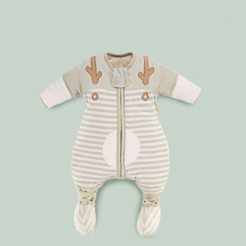 en linea A 100CM AA-SS-Baby Wrap Saco de de de Dormir 100% algodón para niñas 2.5 TOG Nursery Saco de Dormir para bebés Envoltura de Envoltura para bebés  tienda de venta