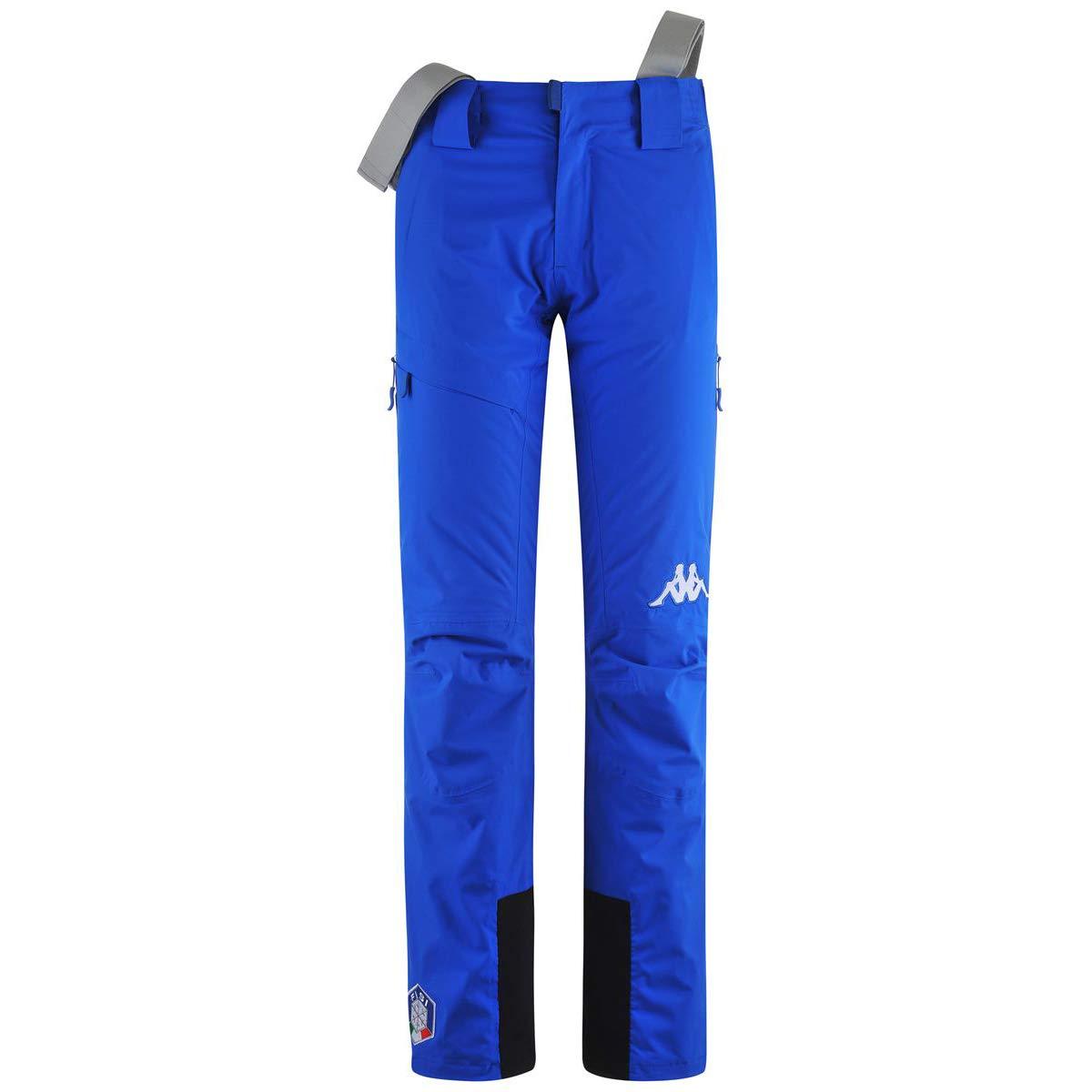 Kappa 665A FISI - Pantalón de chándal para Hombre Turquesa XL ...