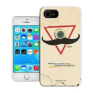 LarryToliver You deserve to have I See You Muharrem Cetin retro style collage design For Iphone 6 cases with 4.7 inch
