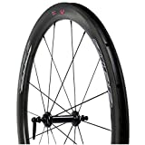 Zipp Speed Weaponry 303 Firecrest Carbon Wheel - Clincher Black, Front
