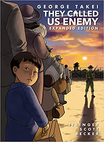 Amazon.com: They Called Us Enemy: Expanded Edition (9781603094702 ...