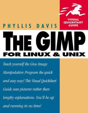 Download GIMP (Visual QuickStart Guide) ebook