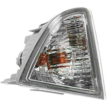 Side Marker Light Lamp Passenger Side Right RH for 12-13 Toyota Prius C