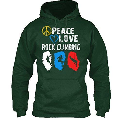 Peace And Love Hooded T-Shirt - 8