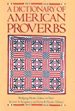 A Dictionary of American Proverbs, , 0195111338