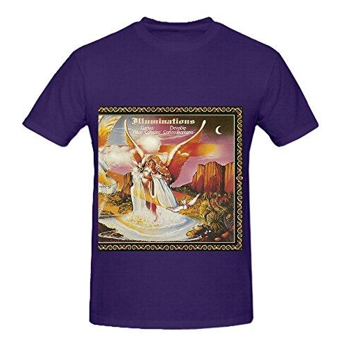 santana-illuminations-pop-album-cover-men-crew-neck-digital-printed-shirts-purple
