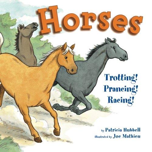 Horses: Trotting! Prancing!