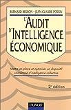 L'Audit d'intelligence économique : Mettre en place et optimiser un dispositif coordonné d'intelligence collective