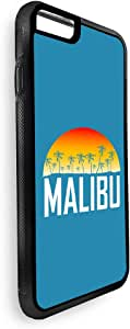 malibu Printed Case for iPhone 6 Plus