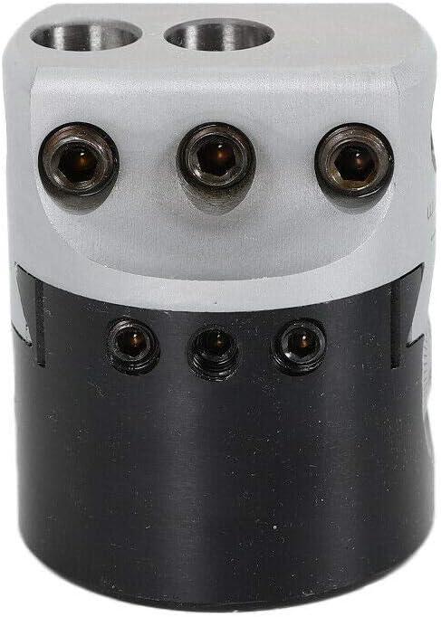 t/ête dal/ésage de tour MT3-M12 porte-outil de t/ête dal/ésage support de mandrin conique /à douille conique pour fraisage adaptateur de tourillon