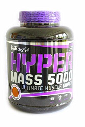 Biotechusa Hyper mass 5000 Weight Gainer Mass 5000g - Vanilla by BiotechUSA