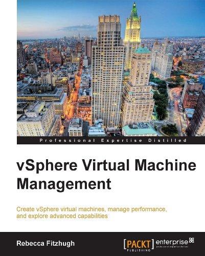vSphere Virtual Machine Management PDF