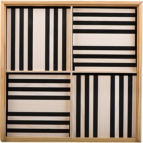- KAPLA 100 Piece Black and White