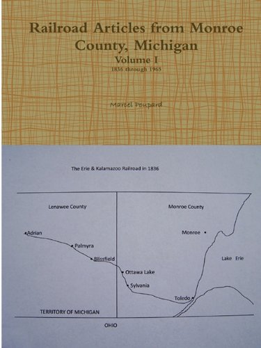 Read Online Railroad Articles from Monroe County, Michigan ebook