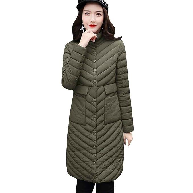 KOROWA Chaqueta ultraligera fina de algodón para mujer, tallas grandes, abrigo: Amazon.es: Ropa y accesorios