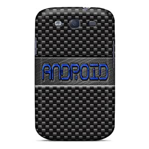 Hot Snap-on Android Hard Cover Case/ Protective Case For Galaxy S3