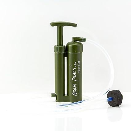 Aqua Pury Ersatzfilter Mini Wasserfilter