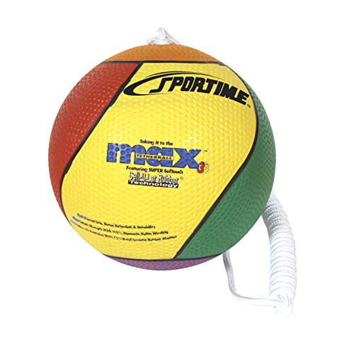 SportimeMax Tetherball, Multiple Colors by Sportime