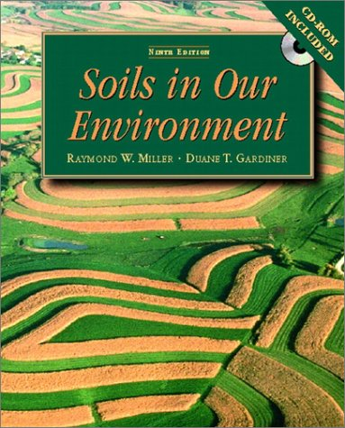 Soils In Our Environment  Book   With CDROM
