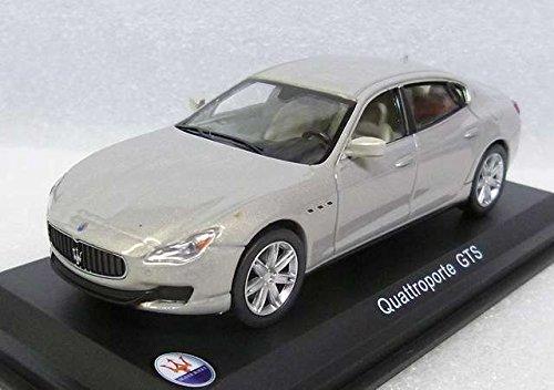 1/43 マセラッティ クアトロポルテ GTS 2013(メタリックライトグレー) WBS039