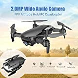 M69 FPV Drone with 720P Wide-Angle WiFi Camera HD Foldable RC Mini Quadcopter Helicopter VS VISUO XS809HW E58 X12 Dron