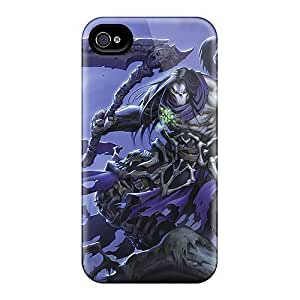 Cute Appearance Cover/tpu Death Case For Iphone 4/4s