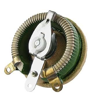 Uxcell A11111000ux0042 100w 5 Ohm Ceramic Wirewound