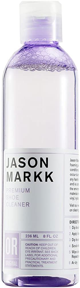 Jason Markk Unisex Premium Shoe Cleaning Kit Repellent Brush for Sneakers