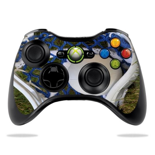 Protective Vinyl Skin Decal Cover for Microsoft Xbox 360 Controller wrap sticker skins - Lacrosse Xbox