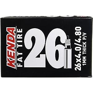 Kenda Fat Bike Tube Black, 26x3.5-4.0in