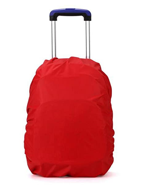 1f5d912862 Westeng Copri Zaino da Viaggio, Copertura per la Protezione dalla Pioggia  per Trolley (Rosso